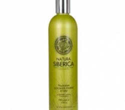 """Шампунь для всех типов волос """"Объем и уход"""" от Natura Siberica"""