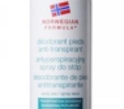 Антиперспирант для ног Норвежская Формула от Neutrogena