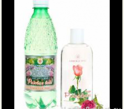 """Вода для лица """"Розовая"""" вода от Крымская роза"""