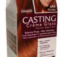 Краска для волос Casting №645 Янтарь от L'Oreal