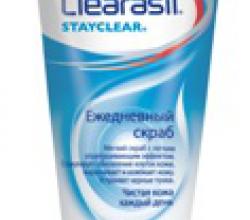 Ежедневный скраб для лица Stayclear от Clearasil