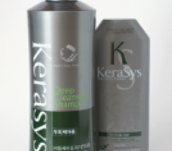 Шампунь + бальзам Deep Cleansing Shampoo от KeraSys