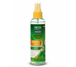 Фитоотвар ухаживающий для ослабленных и ломких волос от Чистая линия
