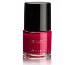 Лак для ногтей 100% цвета Pure Colour Nail Polish (оттенок № 26260 Berry Intense) от Oriflame