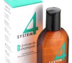 Шампунь №1 (System 4) от Sim Sensitive