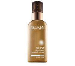 Масло для волос All Soft Argan-6 Oil от Redken
