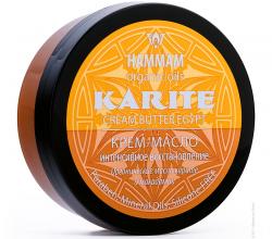 Египетское крем-масло Кarite интенсивное восстановление серии Hammam organic oils от Natura Vita
