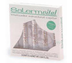 Витаминизирующий флюид для волос Salermvital от Salerm