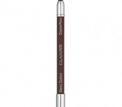 Карандаш для бровей Eyebrow Pencil Crayon Sourcils (оттенок № 01 Dark brown) от Clarins