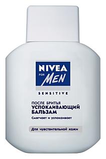Успокаивающий бальзам после бритья от NIVEA