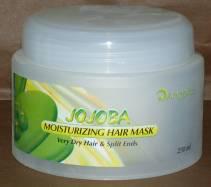 Увлажняющая маска для сухих и секущихся волос Jojoba от Angelic