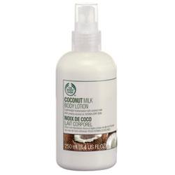 Молочко для тела Coconut Milk Body Lotion от The Body Shop
