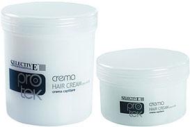 Крем для волос Professional Pro tec Crema Hair Cream pro-vit B5, crema capillare от Selective
