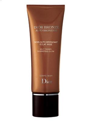 Dior Bronze Self-Tanner Shimmering Glow