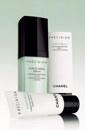 Средства для умывания и тоник для лица Precision Purete от Chanel
