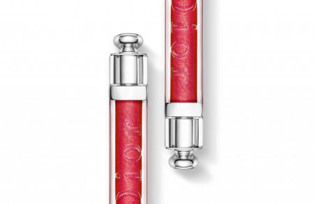 Блеск для губ Addict Ultra-Gloss (оттенок № 856 Iconic red) от Dior