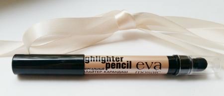 Универсальный хайлайтер-карандаш от EVA mosaic