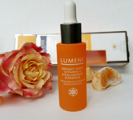 lumene serum vitamin c