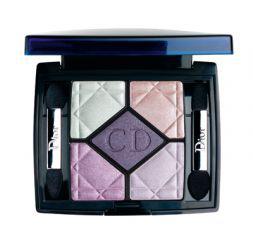 5 Couleurs Iridiscent DIOR N°169 Purple Crystal Лимитированная коллекция Рождество 2009