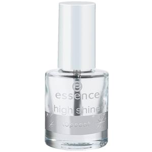 Защитное покрытие для ногтей с суперблеском High Shine Topcoat от Essence