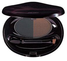 Палетка для бровей Eyebrow and Eyeliner Compact от Shiseido