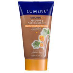 Увлажняющий мерцающий лосьон для тела Vitamin C+ от Lumene