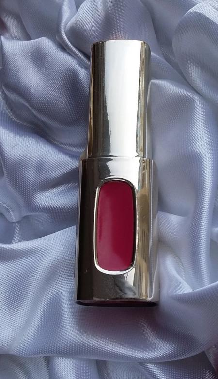 Лаковая губная помада L'Extraordinaire Color Riche (оттенок № 201 Rose Symphony) от L'Oreal