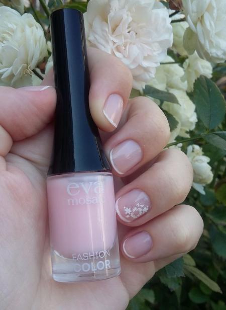 Лак для ногтей Fashion color (оттенок № 045) от Eva Mosaic