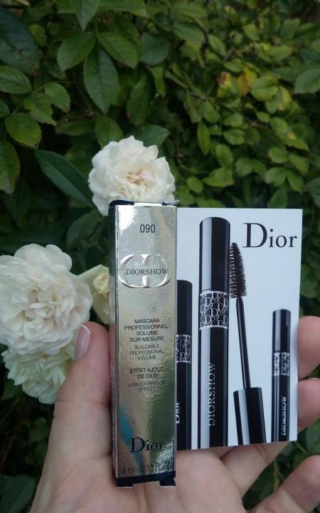 Тушь для ресниц Diorshow (оттенок № 090) от Dior (мини-версия)