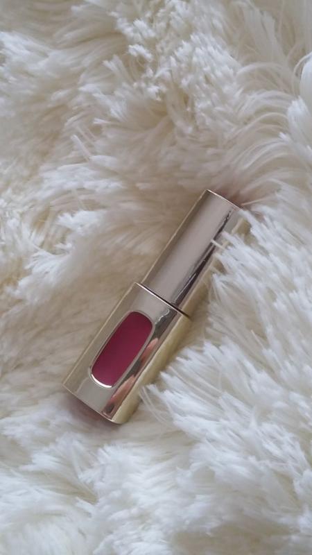 Лаковая губная помада L'Extraordinaire Color Riche (оттенок № 104 Dansing Rose Розовый вальс) от L'Oreal
