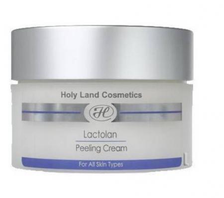 Пилинг-крем для лица Lactolan Peeling Cream от Holy Land cosmetics