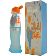 Туалетная вода I Love Love от Moschino