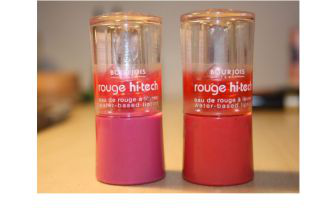Помада Rouge Hi-Tech от Bourjois