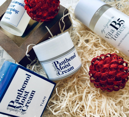 Увлажняющий крем для лица с пантенолом My Signature Panthenol Moist Cream от Tia'm