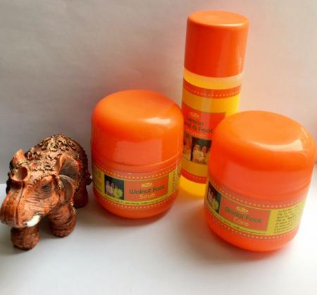 Набор для ухода за кожей стоп Foot Care от Magikle Pharma