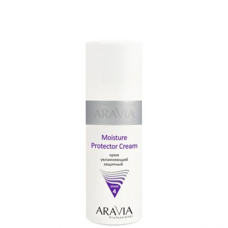 Крем увлажняющий защитный Moisture Protector Cream от Aravia Professional