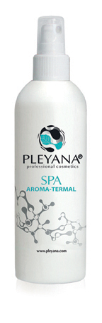 "Термальная вода ""Нероли-Лайм"" AROMA-TERMAL от Pleyana"