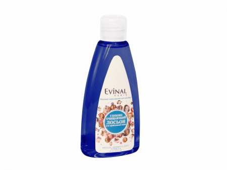 Глубоко очищающий лосьон для проблемной кожи лица от Evinal
