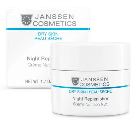 Питательный ночной регенерирующий крем Night Replenisher от Janssen Cosmetics