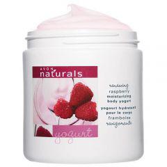 Восстанавливающий и увлажняющий лосьон для тела «Малиновый йогурт» от Avon