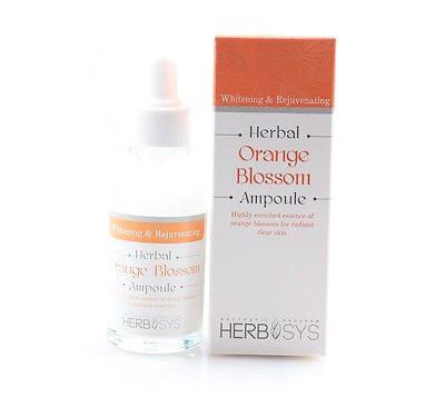Сыворотка для лица Herbsys Herbal Orange Blossom Ampoule от Mizon