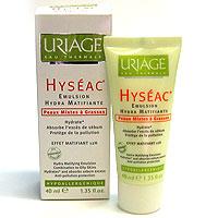 Гидраматирующая эмульсия Hyseak от Uriage