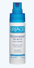 Дезодорант тройного действия от Uriage