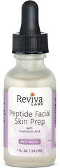 Пептидная сыворотка для лица Peptide Facial Skin Prep от Reviva Labs