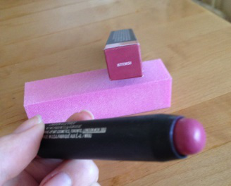 Помада-карандаш для губ Patentpolish lip pencil (оттенок Kittenish) от MAC