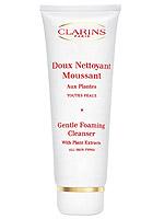 Смягчающий и очищающий пенистый крем для любой кожи Gentle Foaming Cleansing (all type) от Clarins