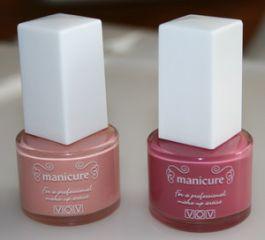 Лак для ногтей VOV Manicure