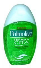 """Гель для душа """"Паровая баня"""" от Palmolive"""