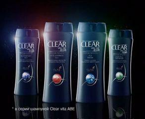 СLEAR vita ABE шампунь для волос