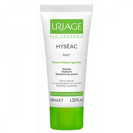 Крем-гель для лица с матирующим эффектом Hyseac Mat от Uriage